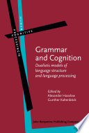 Grammar and Cognition