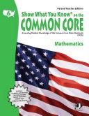 SWYK on the Common Core Math Gr  6  Parent Teacher Edition