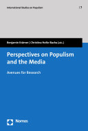 Perspectives on Populism and the Media
