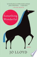 Book cover for Something wonderful Stories.