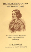 Pdf Higher Education of Women, 1866 Telecharger