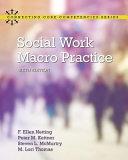 Social Work Macro Practice