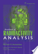 Handbook of Radioactivity Analysis Book