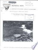 The Use of Gabions to Improve Aquatic Habitat