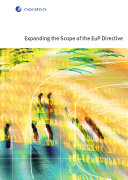 Expanding the Scope of the EuP Directive