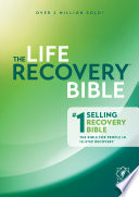 """""""NLT Life Recovery Bible, Second Edition"""" by Stephen Arterburn, David Stoop"""