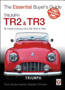 Triumph TR2    TR3   All models  including 3A   3B  1953 to 1962