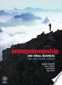 Entrepreneurship and Small Business, Google eBook