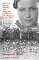 All My Life and All My Strength ebook