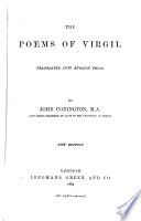 The Poems of Virgil Book