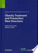 Obesity Treatment And Prevention Book PDF