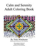 Calm And Serenity Adult Coloring Book PDF