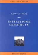 Initiations lamaïques ebook