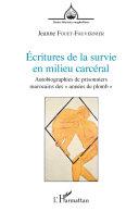 Écritures de la survie en milieu carcéral [Pdf/ePub] eBook