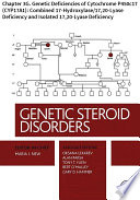 Genetic Steroid Disorders Book