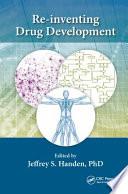 Re inventing Drug Development Book