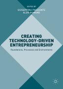 Creating Technology Driven Entrepreneurship