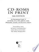 CD-ROMs in Print
