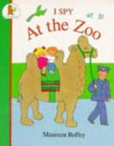 I Spy at the Zoo