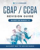 Cbap Ccba Revision Guide Book PDF