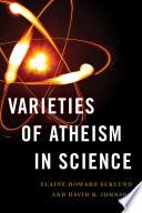 Varieties of Atheism in Science
