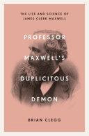 Professor Maxwell's Duplicitous Demon Pdf/ePub eBook