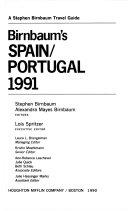 Birnbaum s Spain and Portugal  1991