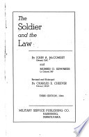 The Soldier and the Law