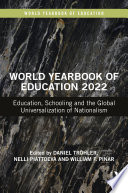 World Yearbook Of Education 2022