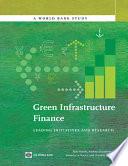 Green Infrastructure Finance