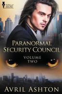 Paranormal Security Council