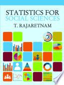 Statistics for Social Sciences Book