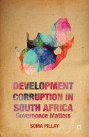 Development Corruption in South Africa