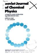 Soviet Journal of Chemical Physics