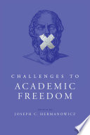 Challenges To Academic Freedom