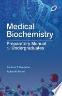 Medical Biochemistry Exam Preparatory Manual E Book Book PDF