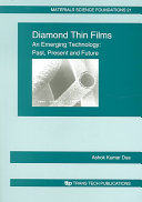 Diamond Thin Films Book