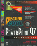 Creating Cool PowerPoint  97 Presentations
