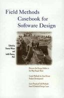 Field Methods Casebook For Software Design