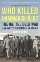 Who Killed Hammarskj  ld  Book