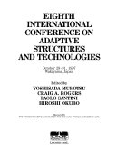 International Conference on Adaptive Structures and Technologies Book