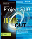 Microsoft Project 2010 Inside Out Pdf/ePub eBook