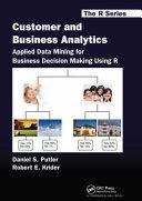 Customer and Business Analytics Book