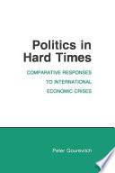 Politics In Hard Times