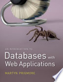 An Introduction to Databases with Web Applications