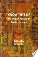 Know Thyself An African American Poetic Journey