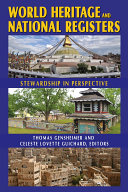 World Heritage and National Registers Pdf/ePub eBook