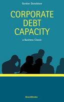 Corporate Debt Capacity