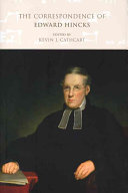 The Correspondence Of Edward Hincks 1818 1849