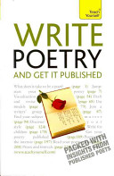Write Poetry And Get It Published